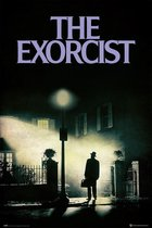The Exorcist poster horrorfilm formaat 61 x 91.5cm.