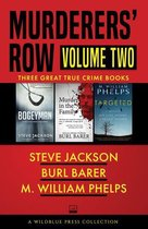 Omslag Murderers' Row Volume Two