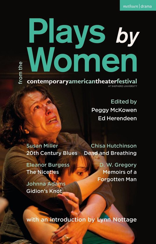 Boek cover Plays by Women from the Contemporary American Theater Festival van Ms Susan Miller (Onbekend)