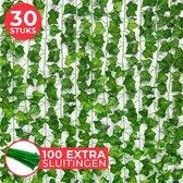 AVINT GOODS® - Hedera Helix Klimop Slinger - 30 stuks - 60 meter - Kunstplant - Kamerplant - Binnenplanten - Tuinplanten - Namaak planten - Kamerplanten - Kunstplanten voor Binnen & Buiten