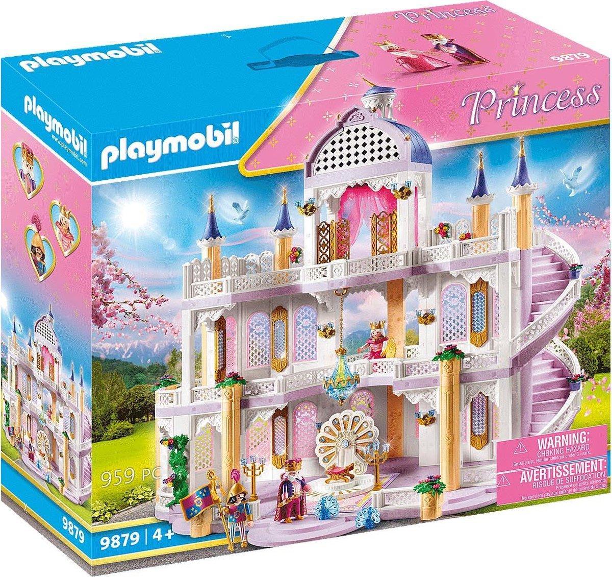 PLAYMOBIL 9879 Playmobil droom kasteel