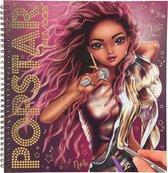 Top Model - Colouring Book - Popstar (0411462)