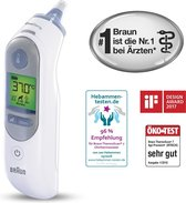 Braun IRT 6520 ThermoScan 7 MNLA - Oorthermometer