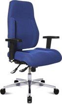 Ergonomische TOPSTAR Point 91 Bureaustoel, Blauw