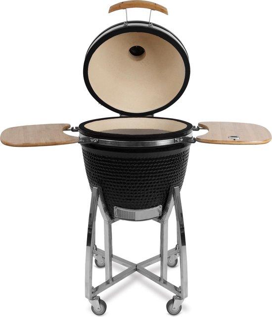 Patton Kamado Grill Houtskoolbarbecue - 21