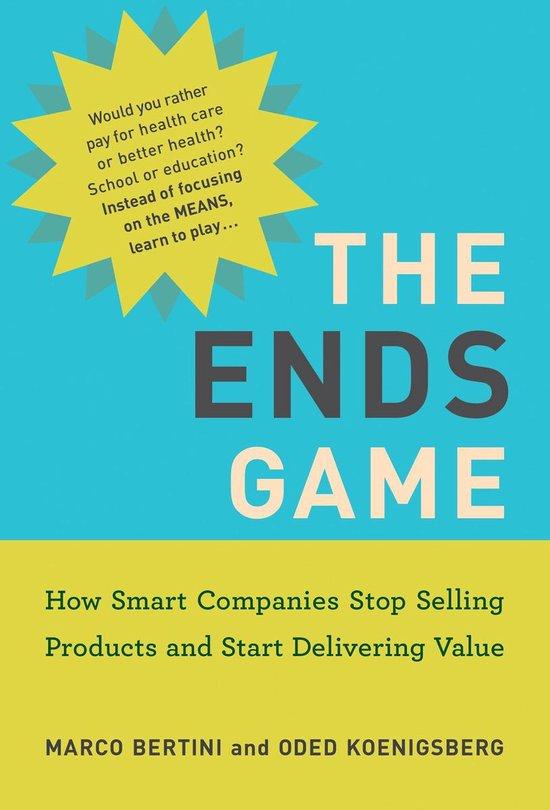 Boek cover The Ends Game van Marco Bertini (Paperback)