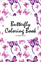 Butterfly Coloring Book for Children (6x9 Coloring Book / Activity Book)