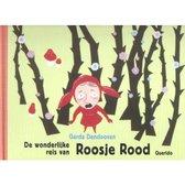 Boek - De wonderlijke reis van Roosje Rood