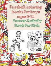 Football coloring books for boys ages 8-12