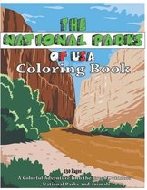 The National Parks USA Coloring Book