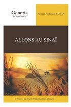 Allons au Sinai: L'epreuve du desert
