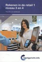 Klantgericht  -  Rekenen in de retail 1 niveau 3 en 4