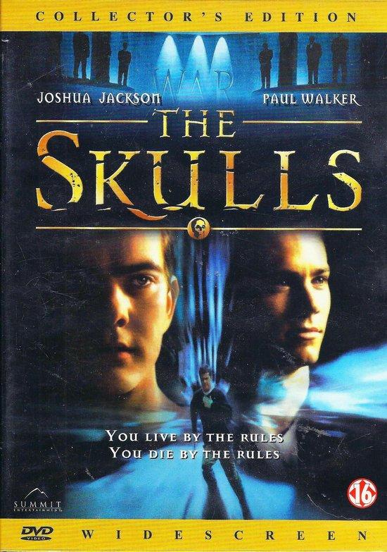 Cover van de film 'Skulls'