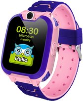eXtremeWatches all-in-one Kinder Smartwatch Elite - Kinder Smartwatch - Smartwatch - Roze