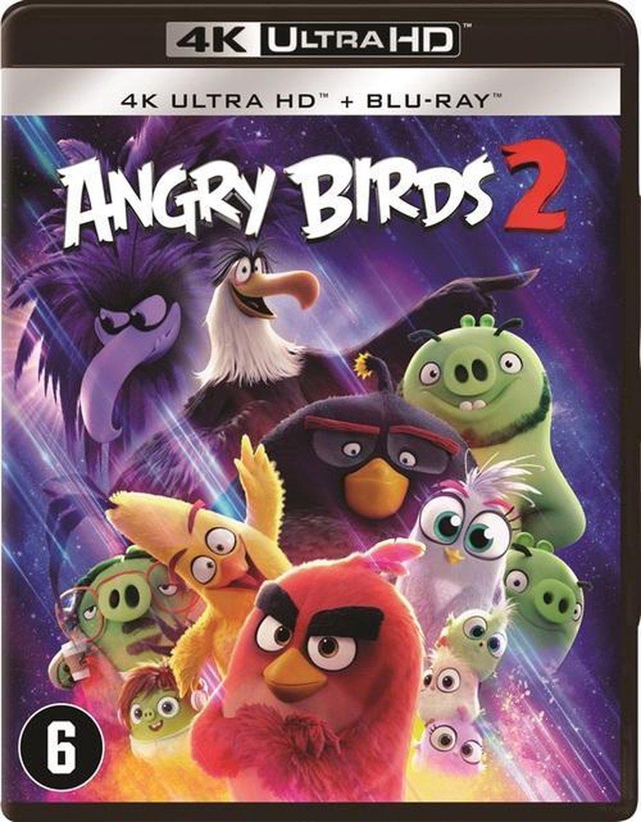 The Angry Birds 2 (4K Ultra HD Blu-ray)-
