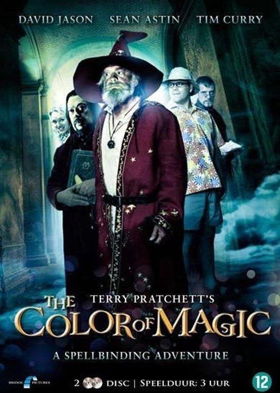 Cover van de film 'Color Of Magic'