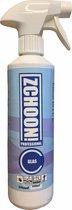 Zchoon - Professionele Glasreiniger - Profi 10 - Biologisch Afbreekbaar - Absoluut residu vrij - Streeploos - Voordeelverpakking