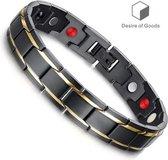 Desire of Goods® Magnetische gezondheidszorg armband – afslanken - afvallen Anti Cellulite