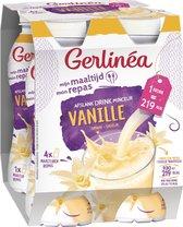 Gerlinea Drinkmaaltijd - Vanille - 4 x 236ml