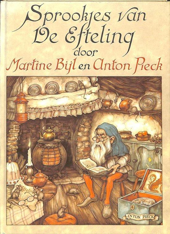 Boek cover Sprookjes van de efteling van Martine Bijl (Hardcover)