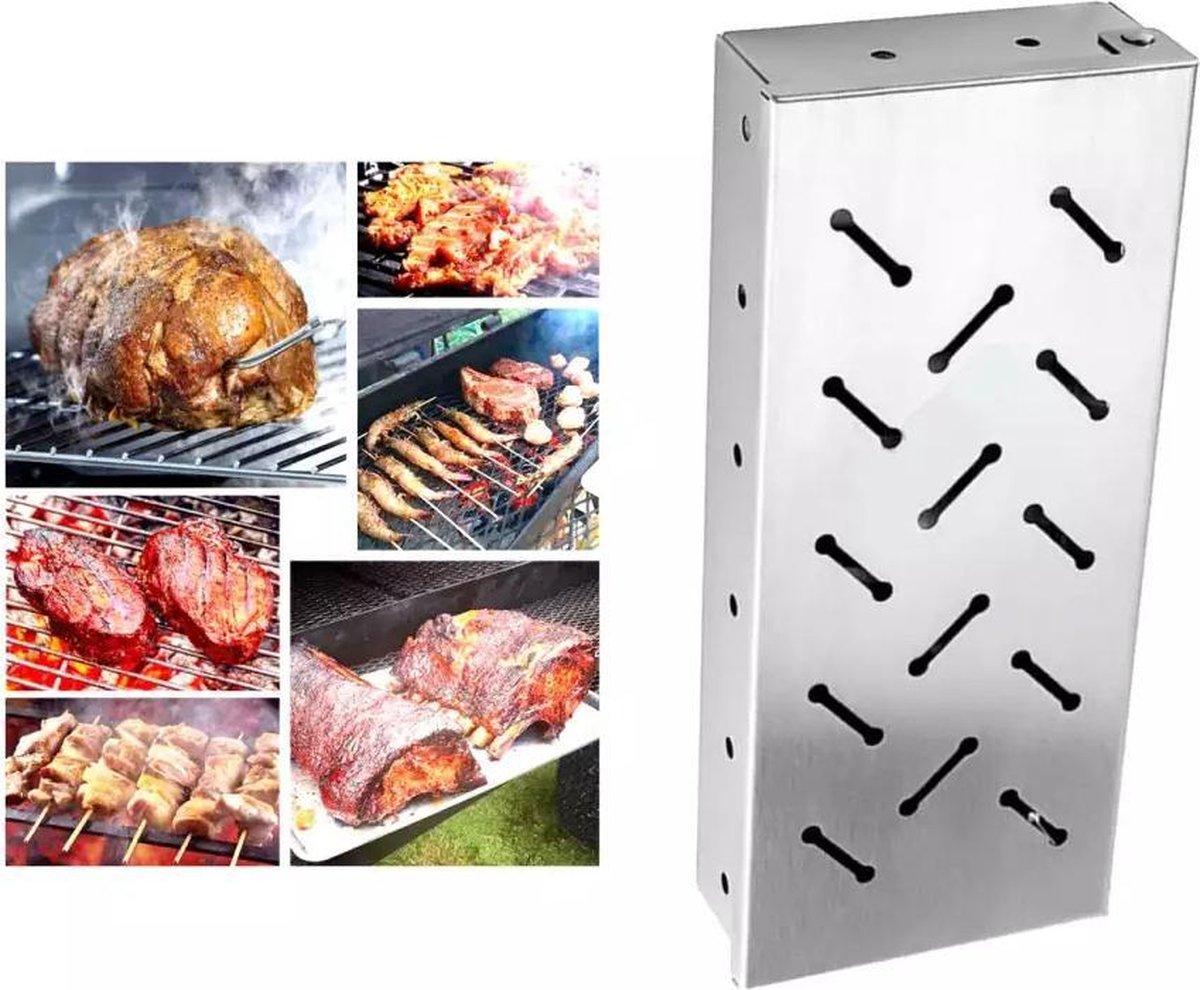 Rookoven - smoker box - 22 x 10 cm
