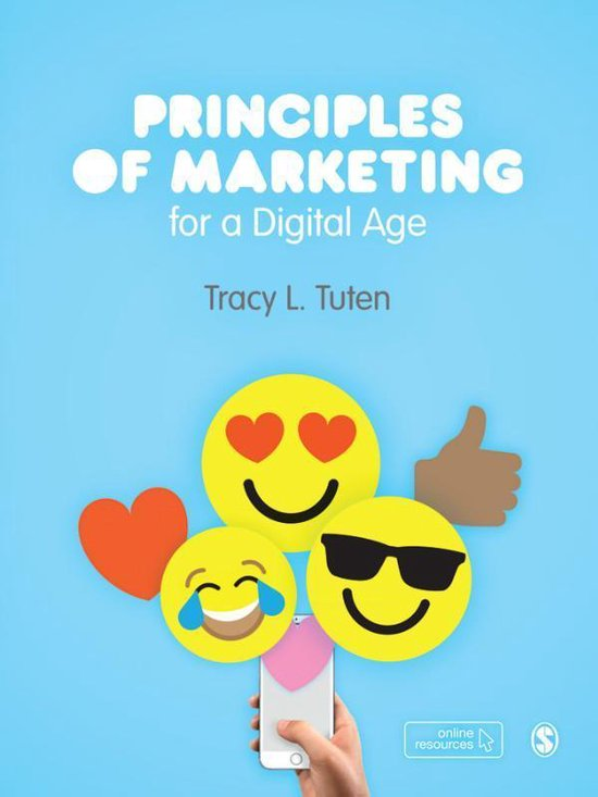 Principles of Marketing for a Digital Age