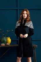 Penye Mood - Fluwelen Pyjama Voor Dames - M