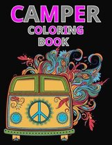 Camper Coloring Book