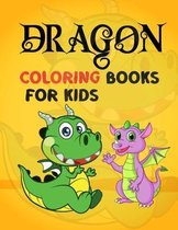 Dragon Coloring Books For Kids