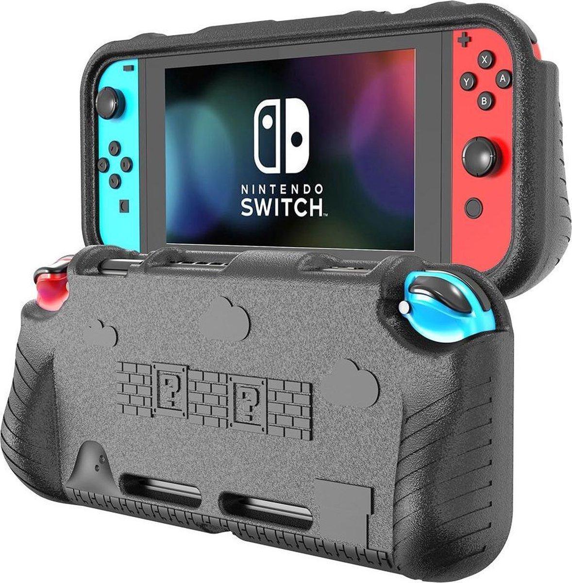 Nintendo Switch Protective Case - Zwart