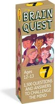 Brain Quest 7th Grade Q&A Cards: 1,500 Questions and Answers to Challenge the Mind. Curriculum-Based! Teacher-Approved!