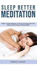 Sleep Better Meditation