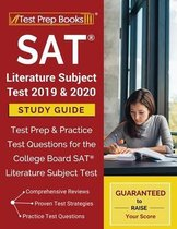 SAT Literature Subject Test 2019 & 2020 Study Guide