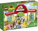 LEGO DUPLO Paardenstal en Pony's Verzorgen - 10951