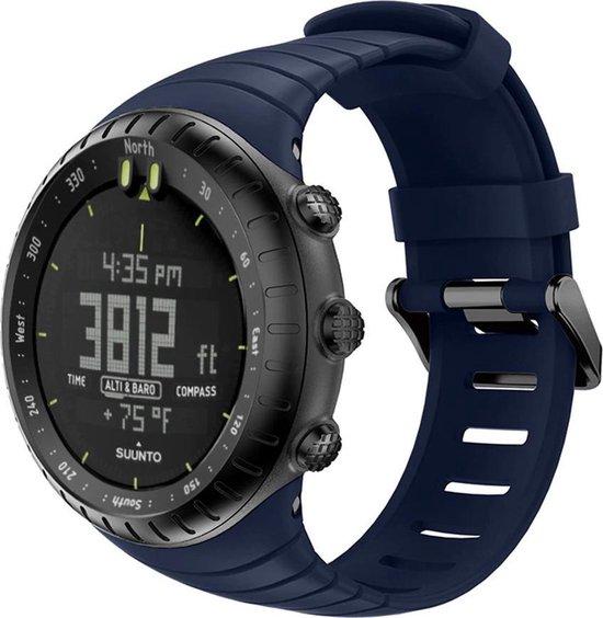 Suunto Core Horlogebandje Bandje Polsband Siliconen - Navi