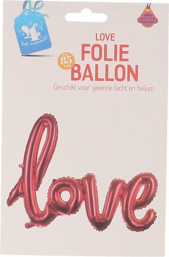 Folieballon love   Valentijn   Valentijn decoratie   Valentijn versiering   Valentijn cadeautje voor hem   Valentijn cadeautje vrouw   Valentijnsdag love you   Valentijnsdag   Valentijnsdag cadeau   Valentijn cadeautje love   Liefde   Hart