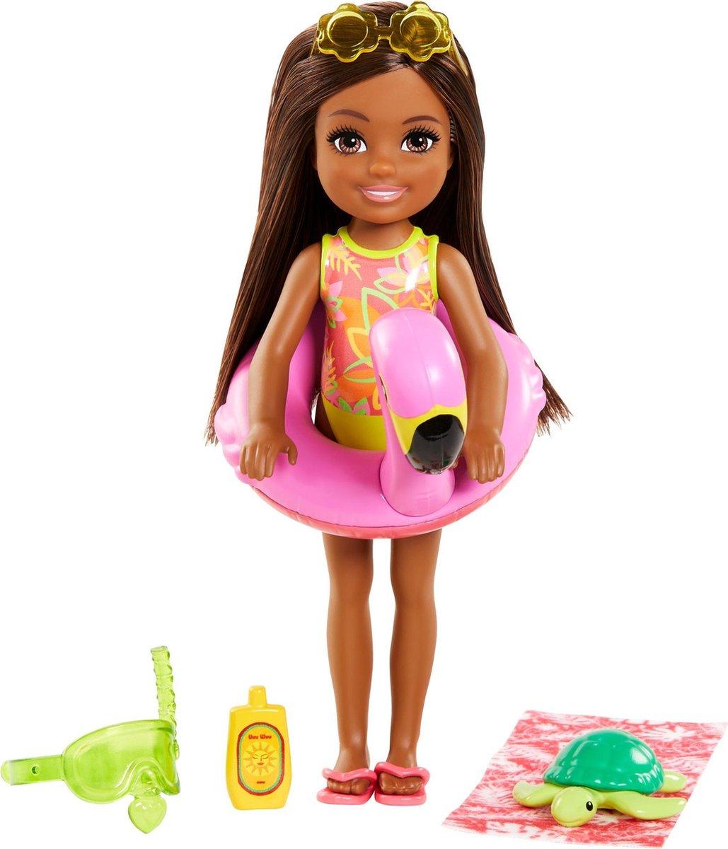 Barbie and Chelsea The Lost Birthday Huisdier Flamingo