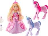 Barbie Dreamtopia Chelsea Prinses & Baby Eenhoorn Unicorn Cadeauset