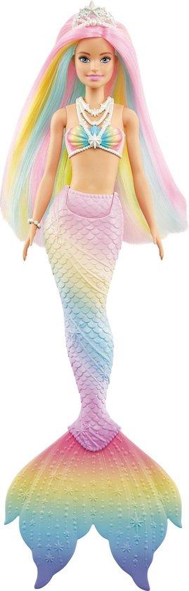 Barbie Dreamtopia Regenboogmagie - Zeemeerminpop Blond