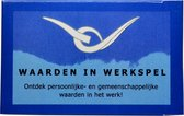 Kaartspel Waarden in Werkspel voor coaching ontwikkeling individu en teams