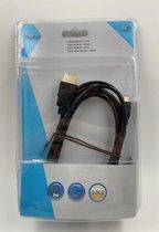 Profile HDMI kabel - HDMI M > mini