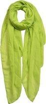 Sjaal 80*180 cm groen