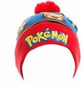 Pokémon - Logo met Pikachu Muts