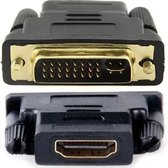 HDMI naar DVI Adapter / Converter - 24+5 Pin