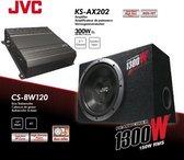 JVC CS-PBW120 - Subwoofer Pakket