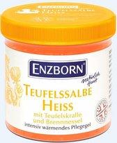 2 x 200 ml. Enzborn Teuffelssalbe Heiss