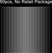 Let op type!! 50 stuks voor Galaxy E7 / E700 0 26 mm 9H oppervlaktehardheid 2.5D explosieveilige getemperd glas Film  geen retailpakket