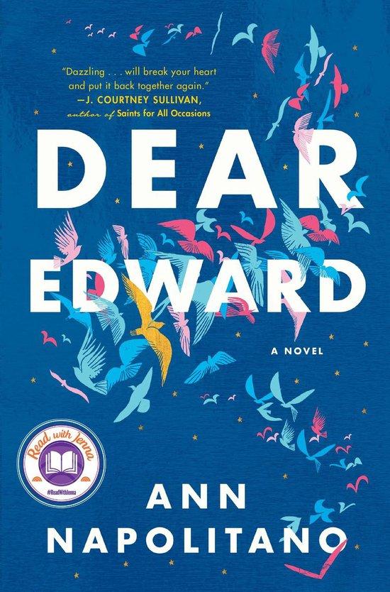 Boek cover Dear Edward van Ann Napolitano (Hardcover)