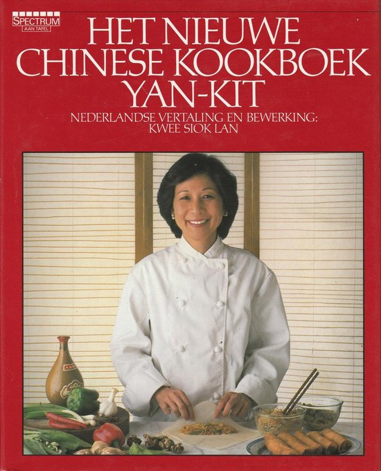 Nieuwe chinese kookboek - Yan-Kit  