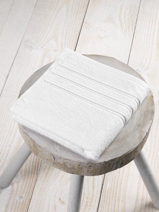 De Witte Lietaer Dolce Keukendoek Wit 60x60